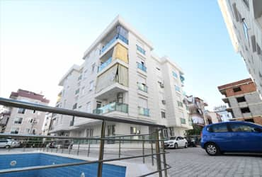 شقة للبيع في انطاليا مراد باشا
