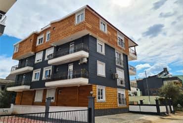 شقة جديدة للبيع في انطاليا كبز